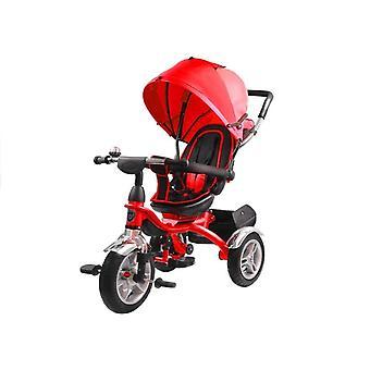 Driewieler kinderwagen multifunctioneel 500 – Rood