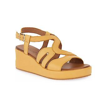 Grunland gula i8zipe skor
