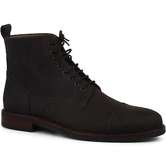 Jones Bootmaker Mens Darius Men's Leather Brogue Boots