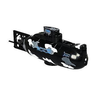 Brinquedo de barco submarino, controle remoto, simulação impermeável, Rc Diving, Modelo