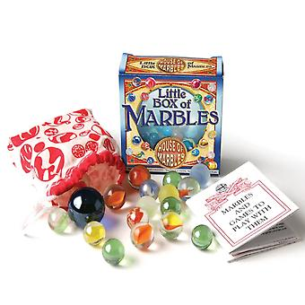 Marvellous Little Box of Marbles - Boxed Gift