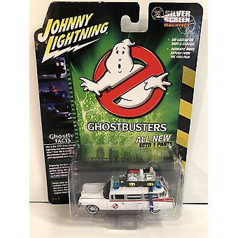 Ghostbusters ECTO-1 Johnny Lightning JLSS006 1:64 Scale