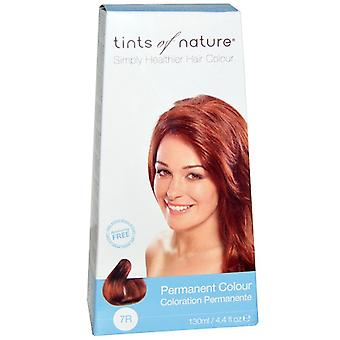 Tints of Nature, Soft Copper Blonde (7R), 130ml