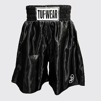 Tuf Wear Union Jack Pro Kort Zwart / Wit / Rood