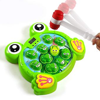 Interactive Whack A Frog Game LearningEntwicklungsspiel