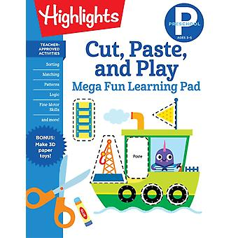Cut Paste and Play by Created by Highlights Learning