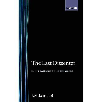 Dernier dissident : H. N. Brailsford et son monde