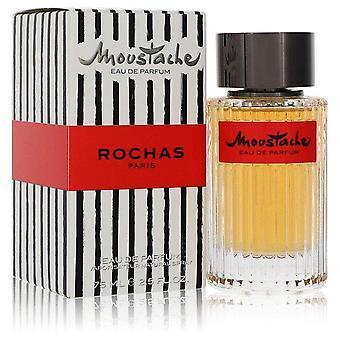 Moustache eau de parfum spray by rochas 555946 75 ml