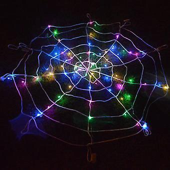 Halloween-värinen valohämähäkki ei voi toimittaa ennen Halloweenia