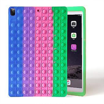 Push Pop Bubble Fidget Sensory Toy Ipad Case Ganzkörperschutzabdeckung