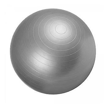 Swiss Ball - Piłka do ćwiczeń 65cm Szary