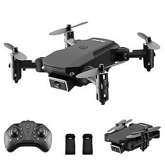 Double batterie S66 Rc Drone avec caméra 4k