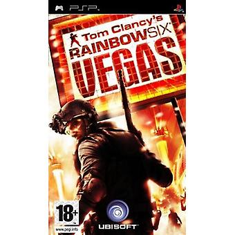 Tom Clancys Rainbow Six Vegas Sony PSP gry