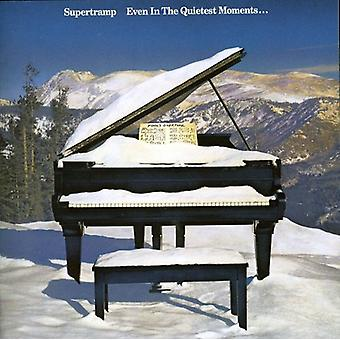 Supertramp - Even in the Quietest Moments [CD] USA import