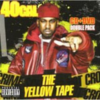 40 Cal - Yellow Tape [CD] USA import
