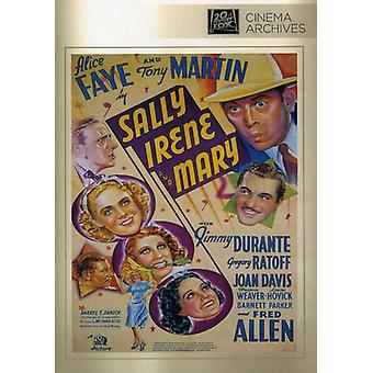 Sally Irene & Mary [DVD] EUA importar