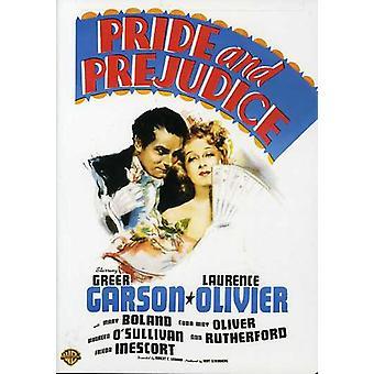 Pride & Prejudice [DVD] USA import
