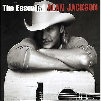Alan Jackson - essentiële Alan Jackson [CD] USA import