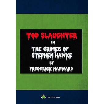 Crimes of Stephen Hawke [DVD] USA import