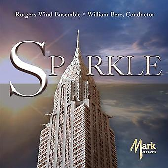 Rutgers Wind Ensemble - Sparkle [CD] USA import