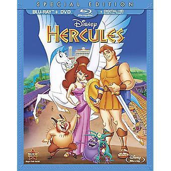 Hercules [BLU-RAY] USA import