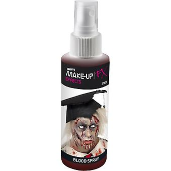 Sprayblut Blut Spray Halloween Kunstblut Makeup 28 ml
