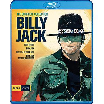 Komplett Billy Johansson samling [Blu-ray] USA import