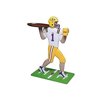 My Wingman Louisiana State University Football Player Accent Table LSU