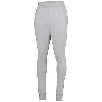 AWDis Mens Slim Fit Dropped Crotch Jogging Bottoms/Sweatpants