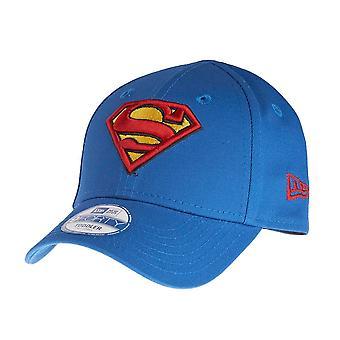 Nova era 9Forty crianças Cap - royal SUPERMAN