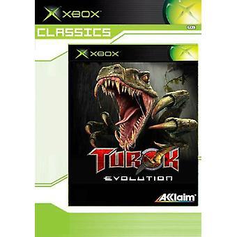 Turok Evolution (Xbox Classics) - Factory Scellé