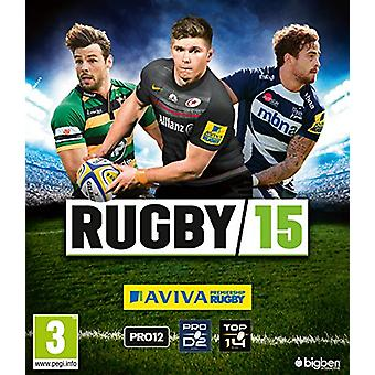 Rugby 15 (Xbox One) - New