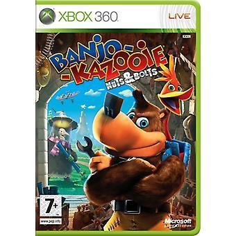 Banjo-Kazooie Nuts Bolts (Xbox 360) - Nouveau