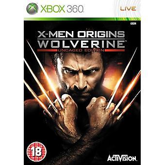 X-Men Origins Wolverine - Uncaged Edition (Xbox 360) - New