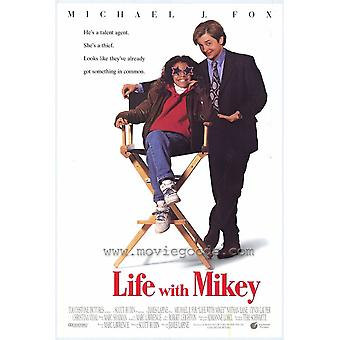 Life with Mikey Movie Poster (11 x 17)