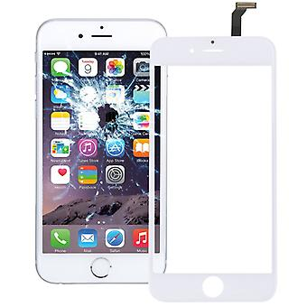 Touch screen glass for Apple iPhone 6 4.7 Flex cable white