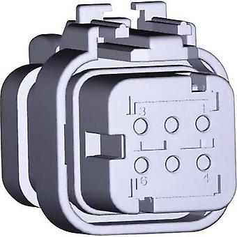 TE połączenia gniazda obudowy - kabel AMPSEAL16 łączną liczbę pinów 6 1 776531-1 szt.