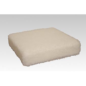 Poduszki siedziska Booster stand-up pomocy naturalnych 40 x 40 x 10 cm