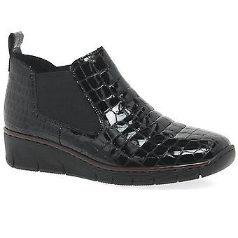 أحذية تشلسي النسائي Rieker آريا