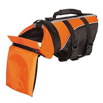 Guardian Gear Deluxe Pillow Pet Preserver Safety Life Jacket, Orange