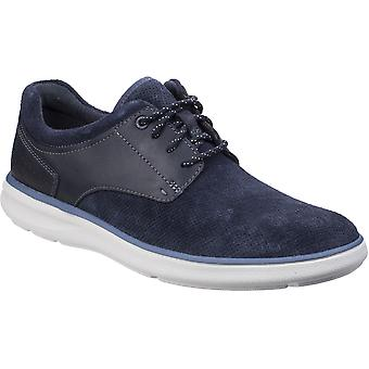 Rockport Mens Zaden Lace Up Memory Foam Casual Oxford Shoes