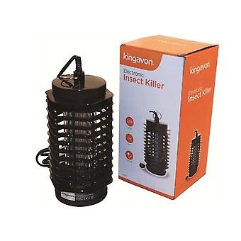 1W Lantern Shape Black Electronic Ultra Violet Insect Killer