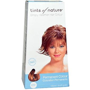 Tints of Nature, Dark Toffee Blonde (6TF), 120ml