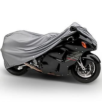 Motorcycle Bike 4 Layer Storage Cover Heavy Duty For Honda FT GB 360 500 650