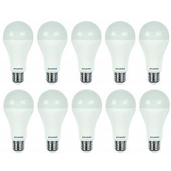 10 x Sylvania ToLEDo A60 E27 V4 6W Daylight LED 500lm [classe énergétique A +]