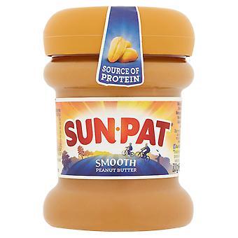 Sunpat 滑らかなピーナッツ バター