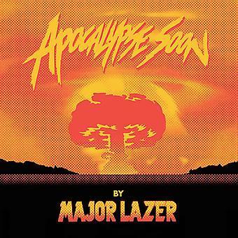Major Lazer - Apocalypse snart [Vinyl] USA import