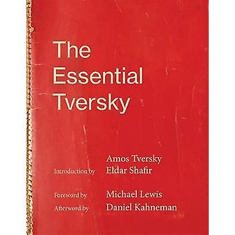 Den väsentliga Tversky av den väsentliga Tversky - 9780262535106 bok