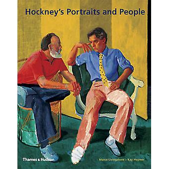 Hockney's Portraits and People by Marco Livingstone - Kay Heymer - 97