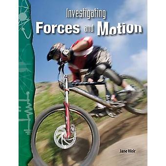 Utredande krafter och rörelse av Jane Weir - 9780743905732 bok